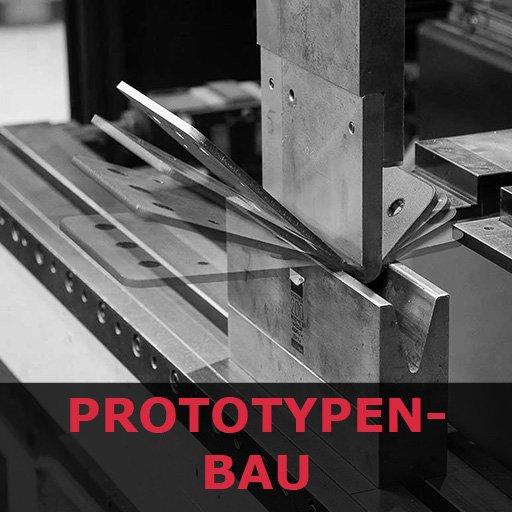Symbolbild Biegen für Prototypenbau