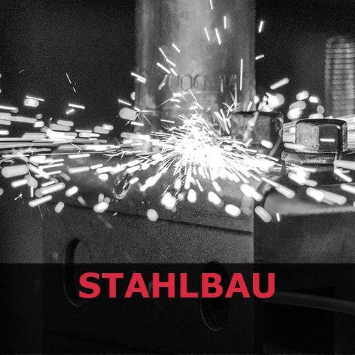 Symbolbild Stahlbau