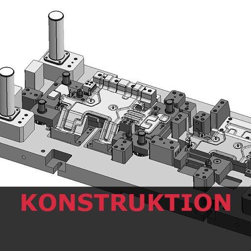 Symbolbild technische Zeichnung für Konstruktion